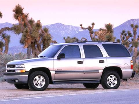 2003 Chevrolet Tahoe LS Sport Utility 4D  photo
