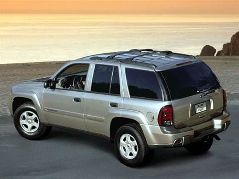 2003 Chevrolet Trailblazer Pricing Ratings Reviews Kelley Blue