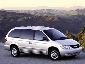 2003 chrysler town country pricing ratings reviews kelley blue book. Black Bedroom Furniture Sets. Home Design Ideas