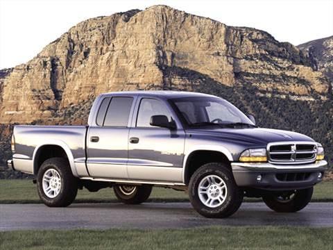 2003 Dodge Dakota Quad Cab
