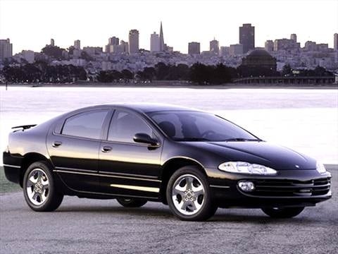 2003 dodge intrepid Interior