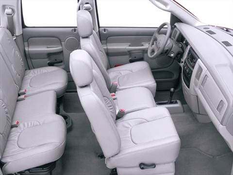 2003 dodge ram 2500 quad cab Interior