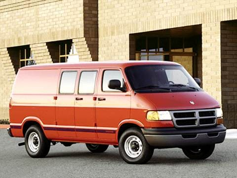 dodge ram van 2500 pricing ratings reviews kelley blue book. Black Bedroom Furniture Sets. Home Design Ideas