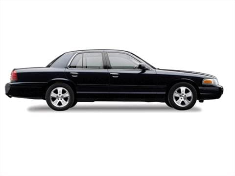 2003 ford crown victoria sedan 4d pictures and videos kelley blue book. Black Bedroom Furniture Sets. Home Design Ideas