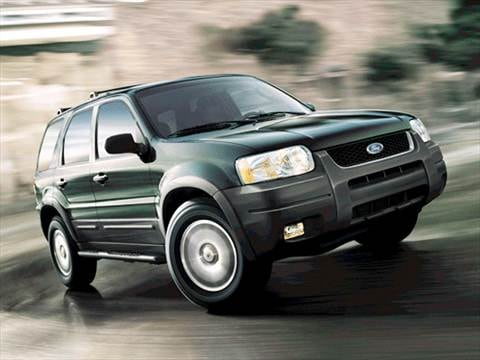 2003 Ford Escape XLS Sport Utility 4D  photo