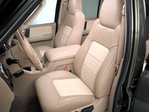 2003 ford expedition Interior