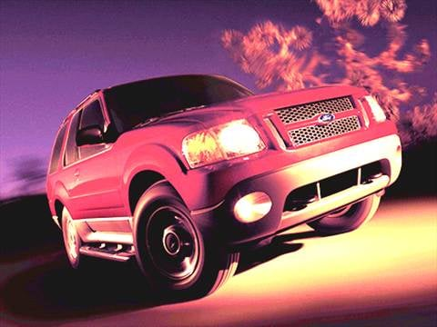 2003 Ford Explorer Sport Pricing Ratings Reviews Kelley Blue