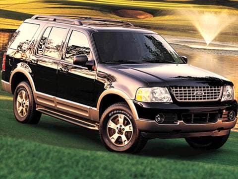 2003 Ford Explorer Eddie Bauer Sport Utility 4D  photo