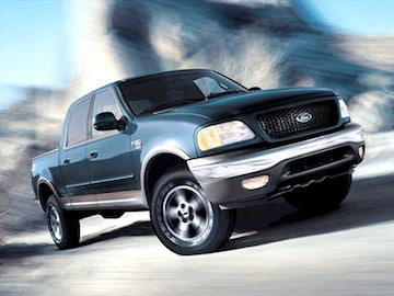 2003 ford f150 supercrew cab pricing ratings reviews kelley blue book. Black Bedroom Furniture Sets. Home Design Ideas