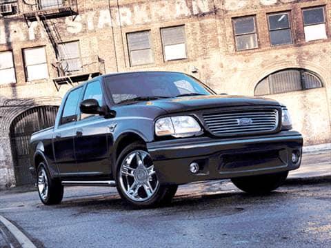 2003 ford f150 supercrew cab harley davidson pickup 4d 5 1 2 ft pictures and videos kelley. Black Bedroom Furniture Sets. Home Design Ideas