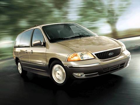 1999 ford windstar value