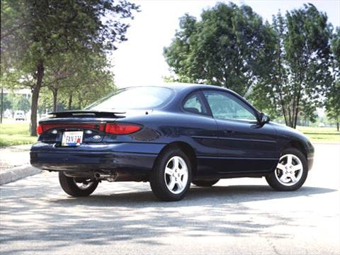 2003 ford zx2 Exterior