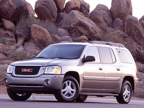 2003 gmc envoy xl pricing ratings reviews kelley. Black Bedroom Furniture Sets. Home Design Ideas