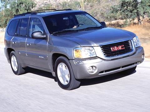 2003 gmc envoy pricing ratings reviews kelley blue book. Black Bedroom Furniture Sets. Home Design Ideas
