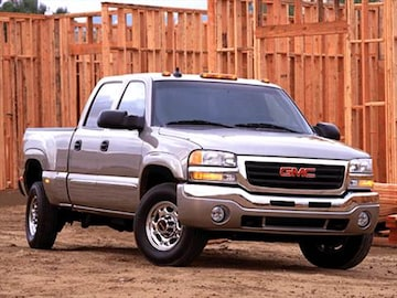 2003 gmc sierra 1500 hd crew cab pricing ratings. Black Bedroom Furniture Sets. Home Design Ideas