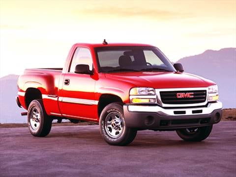2003 gmc sierra 2500 hd regular cab Exterior