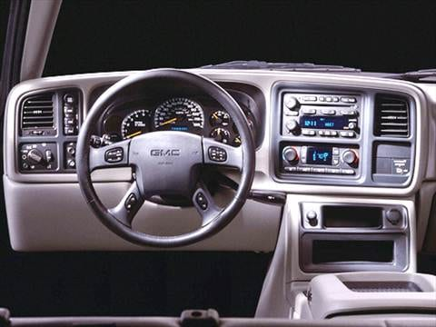 2003 gmc sierra 3500 extended cab Interior