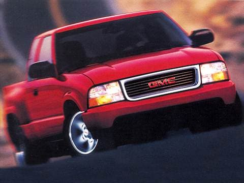 GMC Sonoma Extended Cab