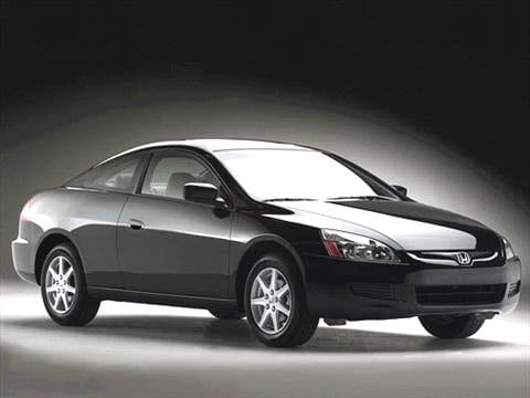 2003 Honda Accord LX Coupe 2D  photo