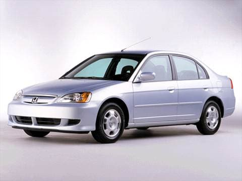 2003 honda civic hybrid sedan 4d pictures and videos kelley blue book. Black Bedroom Furniture Sets. Home Design Ideas