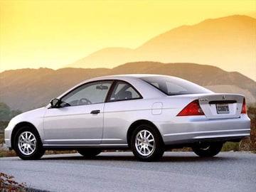 2003 Honda Civic Exterior