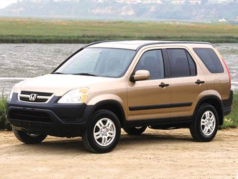2003 Honda CR-V LX Sport Utility 4D  photo
