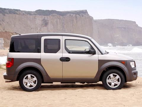 2003 Honda Element EX Sport Utility 4D Pictures and Videos ...