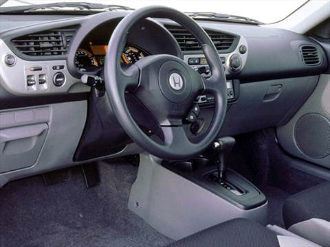2003 honda insight Interior
