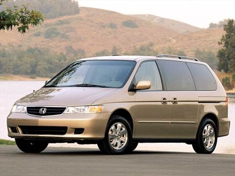 2003 honda odyssey pricing ratings reviews kelley. Black Bedroom Furniture Sets. Home Design Ideas