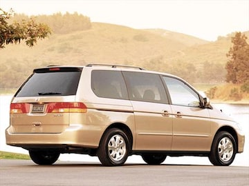 2003 Honda Odyssey | Pricing, Ratings & Reviews | Kelley Blue Book
