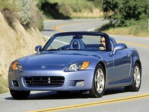 Honda S2000 Fiyat >> 2003 Honda S2000 Pricing Ratings Reviews Kelley Blue Book