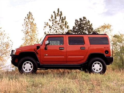2003 hummer h2 sport utility 4d pictures and videos kelley blue book. Black Bedroom Furniture Sets. Home Design Ideas