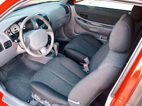 Great 2003 Hyundai Accent Interior ...