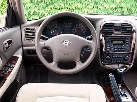 ... 2003 Hyundai Sonata Interior