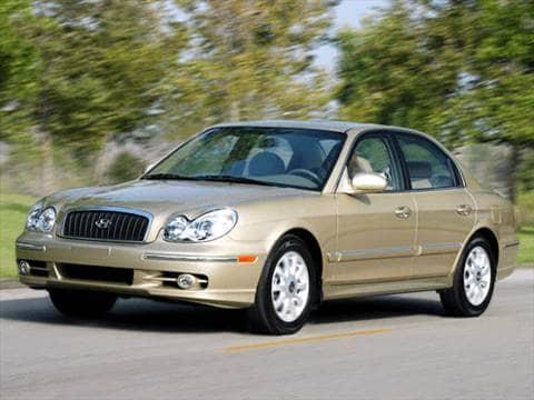 2003 hyundai sonata pricing ratings reviews kelley. Black Bedroom Furniture Sets. Home Design Ideas