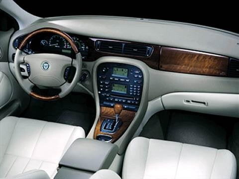 2003 jaguar s type Interior