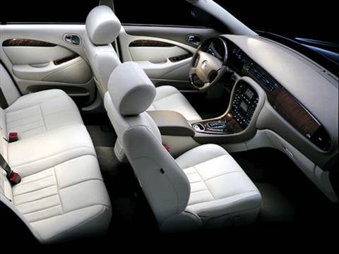 ... 2003 Jaguar S Type Interior ...