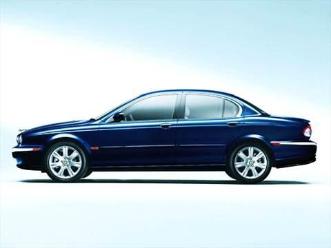 2003 Jaguar X-Type 2.5L Sedan 4D Pictures and Videos ...