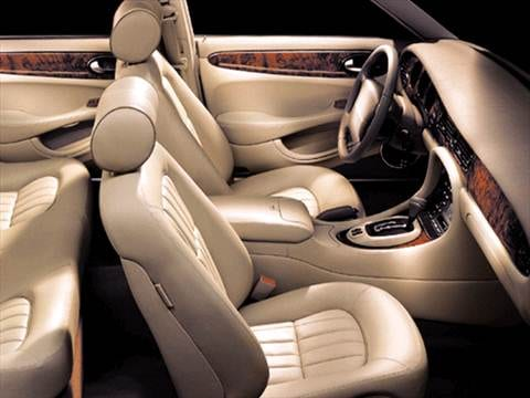 2003 jaguar xj Interior