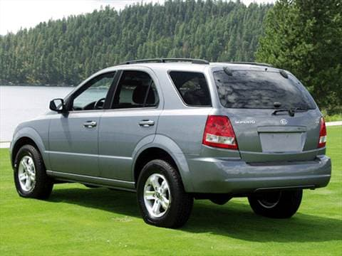 Kia Near Me >> 2003 Kia Sorento EX Sport Utility 4D Pictures and Videos | Kelley Blue Book