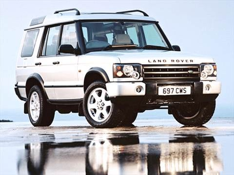 2003 Land Rover Discovery. Save Vehicle