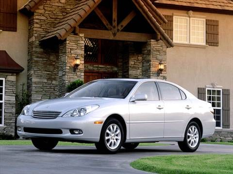 2003 lexus es pricing ratings reviews kelley blue book. Black Bedroom Furniture Sets. Home Design Ideas