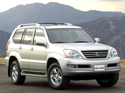 2003 Lexus GX GX 470 Sport Utility 4D  photo