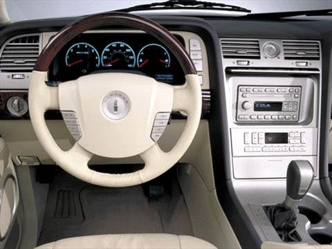 2003 Lincoln Navigator Sport Utility 4d Pictures And