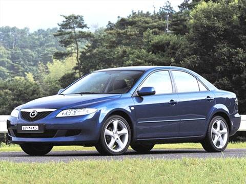 2003 Mazda Mazda6 Pricing Ratings Amp Reviews Kelley Blue Book