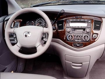 2003 Mazda Mpv Interior