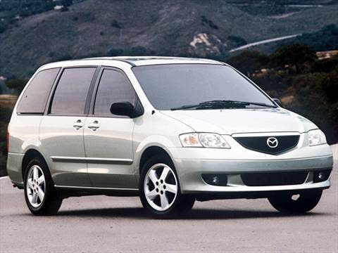 2003 Mazda MPV ES Minivan 4D  photo