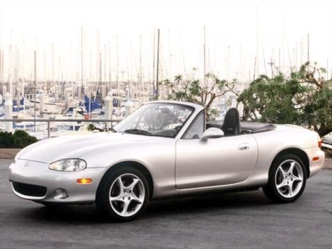 2003 Mazda Mx 5 Miata