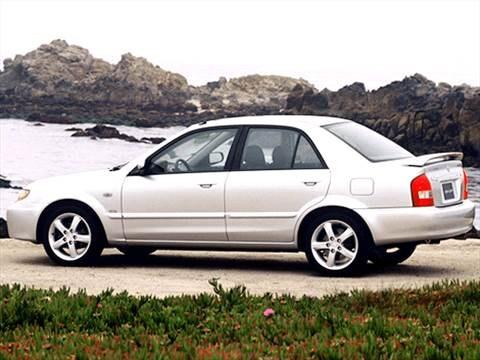 2003 Mazda Protege | Pricing, Ratings & Reviews | Kelley ...