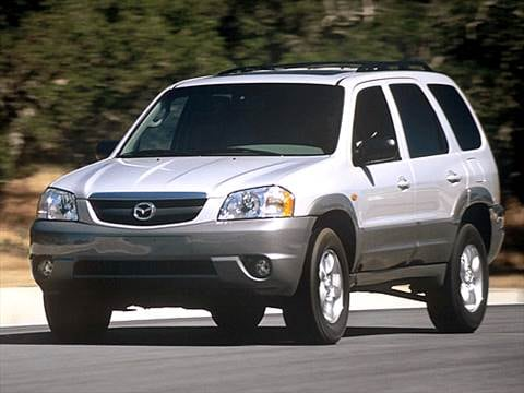 2003 Mazda Tribute Pricing Ratings Amp Reviews Kelley Blue Book